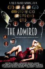 THE ADMIRED POSTER WITH LAURELS