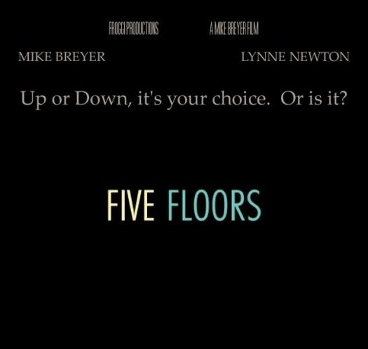 FIVE FLOORS POSTER