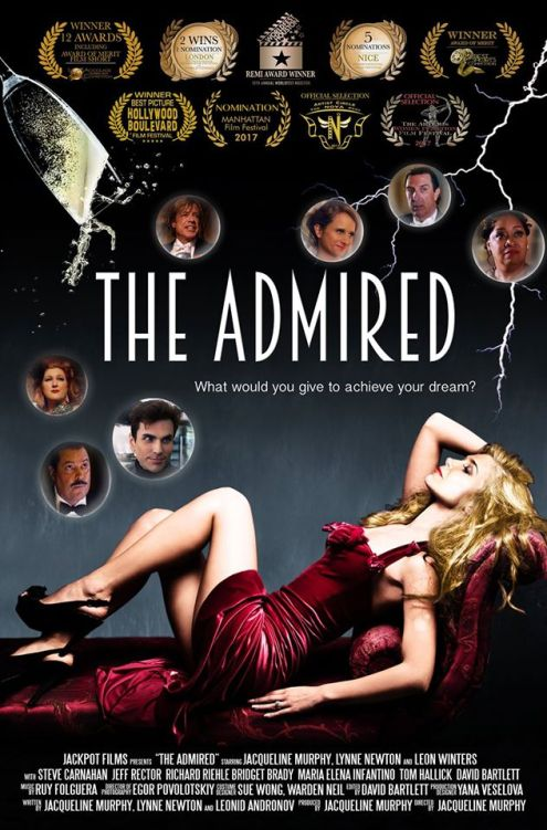 THE ADMIRED POSTER